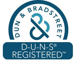 Знак доверия DUNS® Registered™