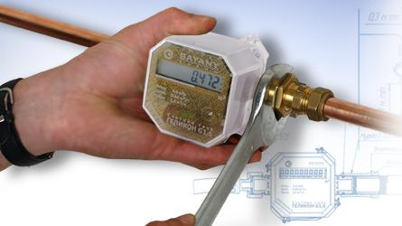 Замена счетчика газа в частном доме